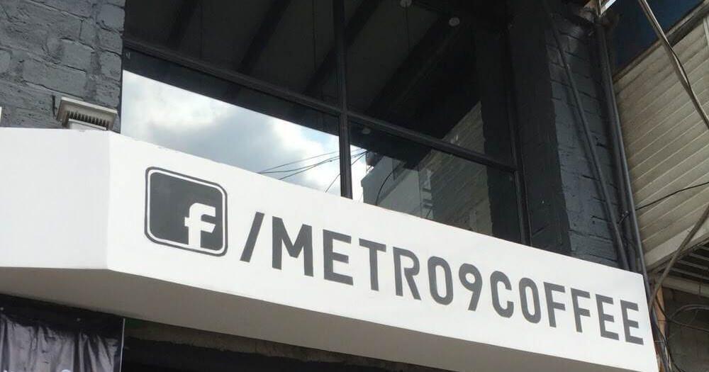 Metro 9 Cafe Quận 4