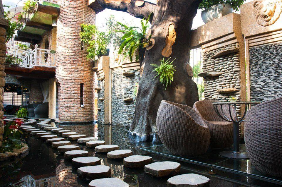 oasis cafe gò vấp