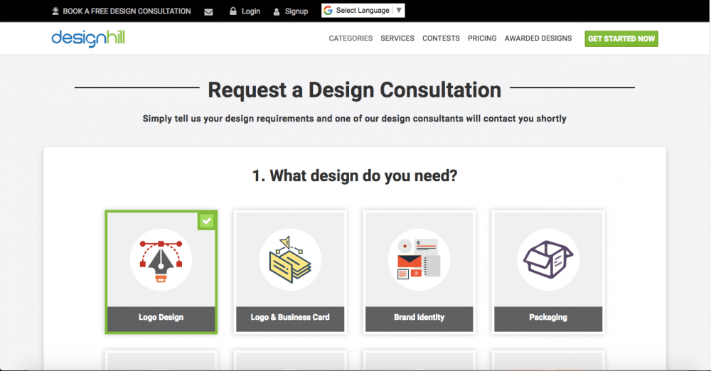 thiết kế logo online miễn phí