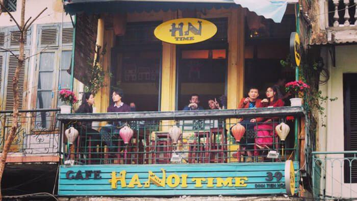 quán cafe view đẹp ở hà nội