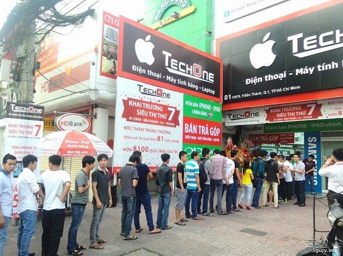 10 cửa hàng iphone xách tay uy tín tại tphcm