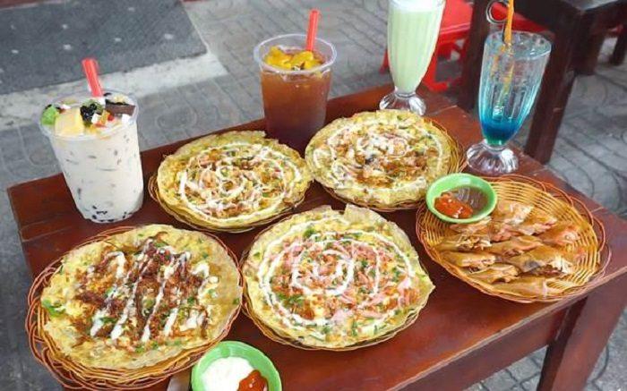 10 quán bánh tráng nướng ngon nhất tại Đà Lạt
