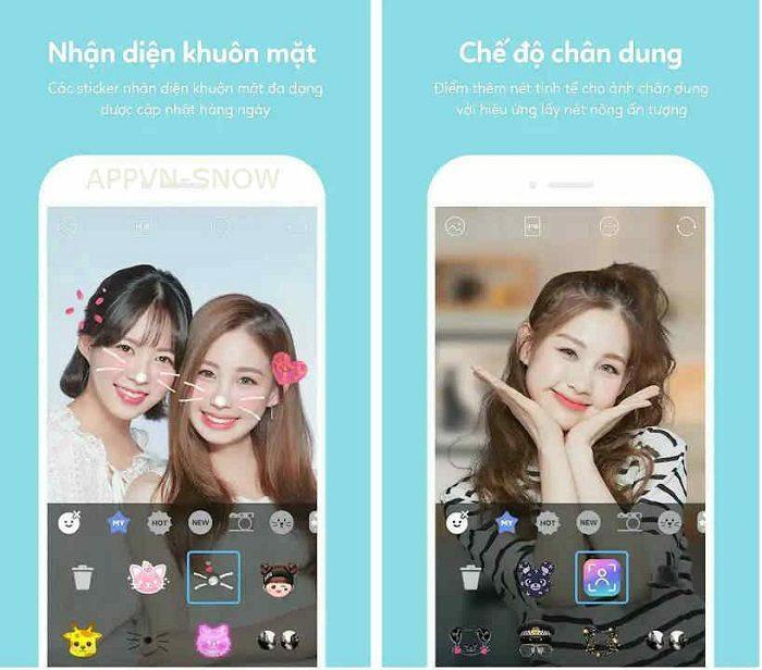 10 app chinh sua anh dep