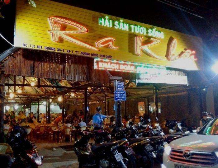 Top 10 quán ăn hải sản ngon tại Phú Quốc nên lưu lại