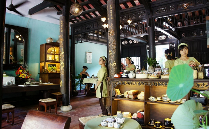 10 quan cafe pho co hoi an