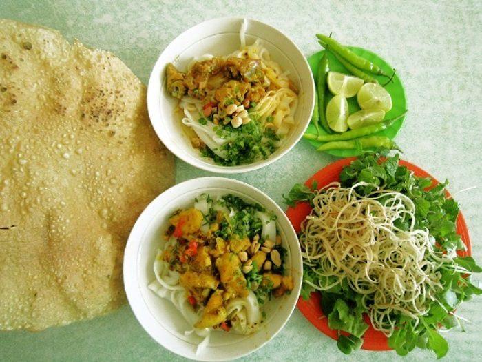 10 quán mì quảng ngon nhất Đà Nẵng ăn mãi không chán