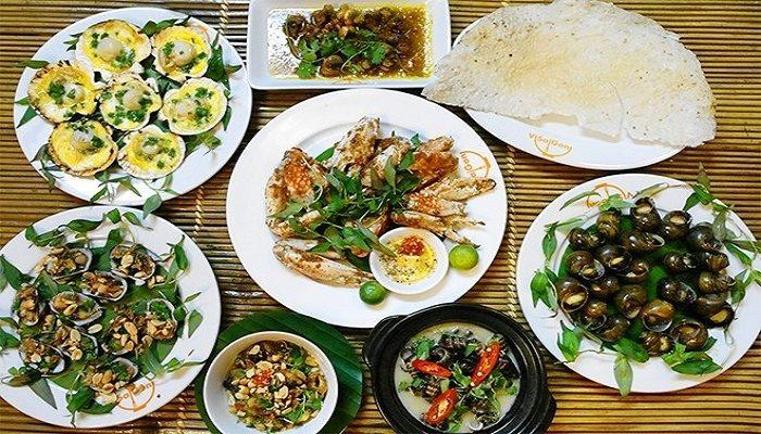 top 10 quan an ngon tai Da Nang