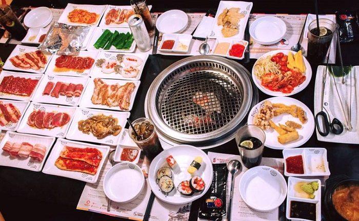 10 nhà hàng buffet nướng BBQ ngon rẻ tại TPHCM nhất định phải ghé