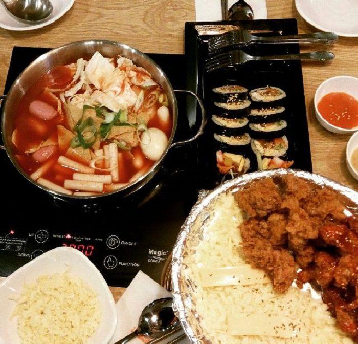 10 quán lẩu tokbokki ngon ở TPHCM nhất định phái ghé