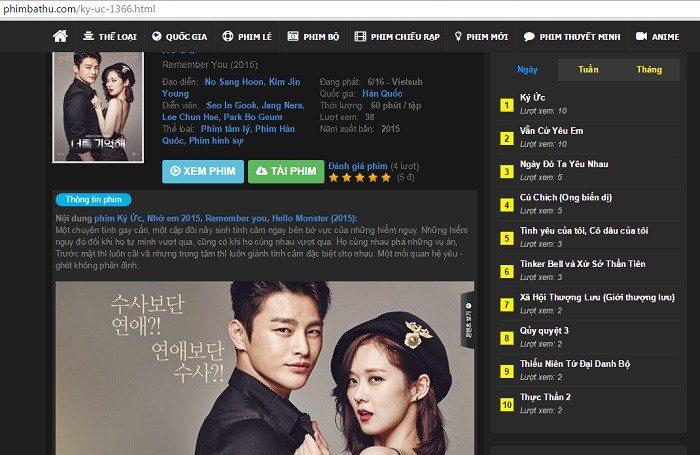 10 Trang Web Xem Phim Hd Online Tot Nhat 4