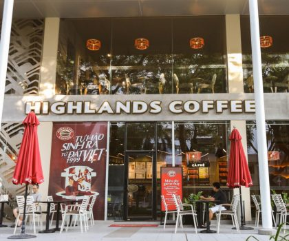 Highlands Coffee Dia Chi