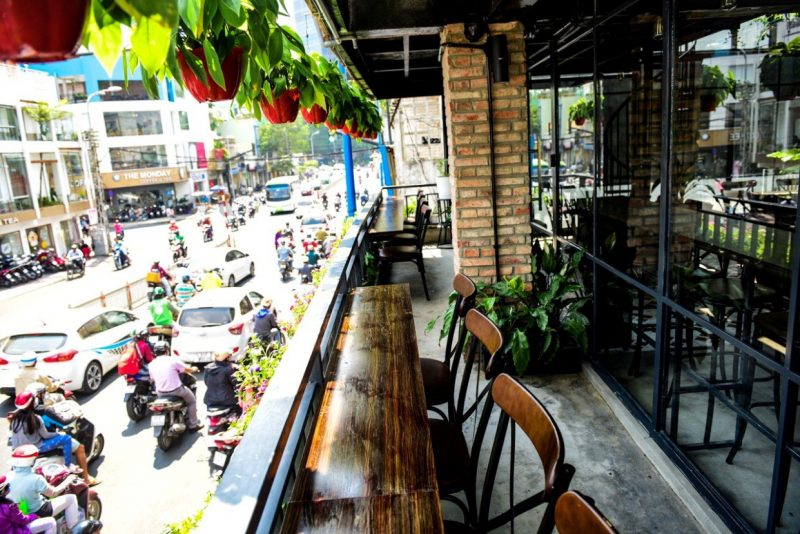 Quán Cà Phê Gần Ga Sài Gòn