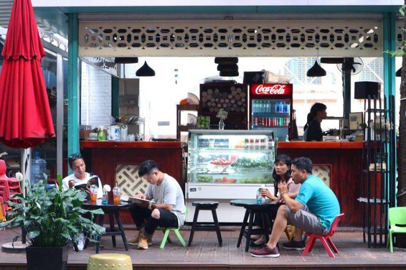 Đẹp Cafe