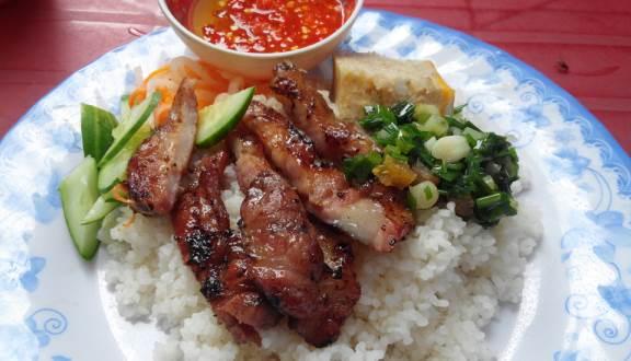 Quán Cơm Tấm Quận Bình Thạnh Sài Gòn
